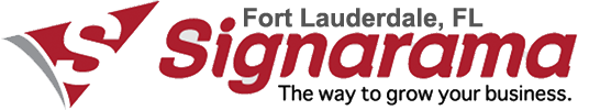 Signarama Fort Lauderdale Logo